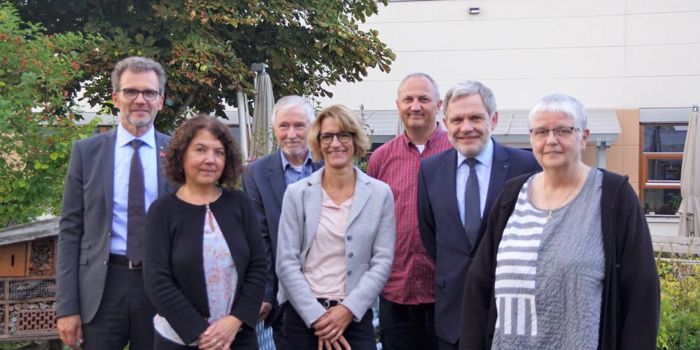 Wechsel an der Spitze des Verwaltungsrates der Lebenshilfe Lemgo e. V.